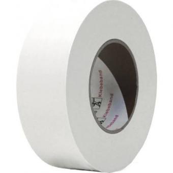 Gerband 250, Gewebeklebeband, weiss,  50mm breit x 50m lang