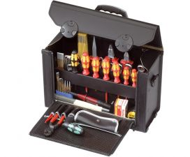 Parat Top-Line Werkzeugtasche mit Mittelwand