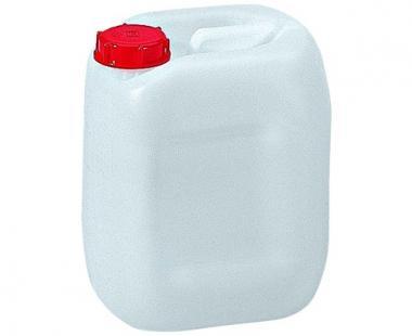 Industrie-Kanister 10 Liter mit Verschluss, natur