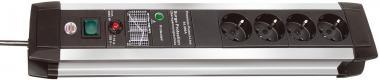 60.000A Überspannungsschutz-Steckdosenleiste 4-fach Premium-Protect-Line