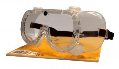 Vollsichtbrille mit Ventilation