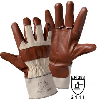 Work-Nitril Handschuh