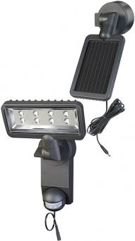 Solar LED-Strahler Premium SOL SH0805 P1 IP44 mit Infrarot-Bewegungsmelder