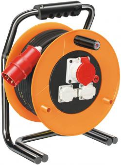 Brobusta® CEE 1 IP 44 Industrie und Baustellentrommel