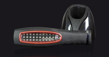 30 LED Profi Plus Arbeitsleuchte, wiederaufladbar  (5500)