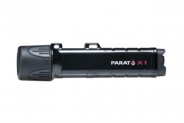LED-Taschenlampe X1 schwarz von Parat