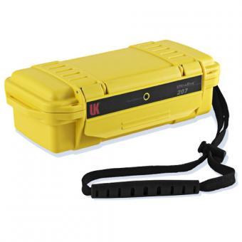 Wasserdichte UK UltraBox 207, gelb