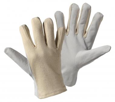 Nappa / Trikot  Nappaleder-Handschuh (12 Paar)
