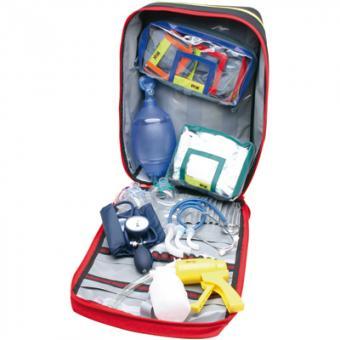 Notfallrucksack mit Füllung DIN 13155