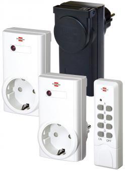 Funkschalter 3er Set RCS 1000 N Comfort