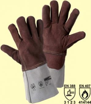 Schweißerhandschuhe Schweißerhandschuhe Worky Sabato-F 1 Paar