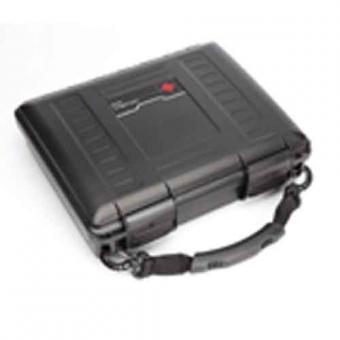 NEU! Wasserdichte UK UltraBox 312, schwarz, mit Trageschlaufe, leer