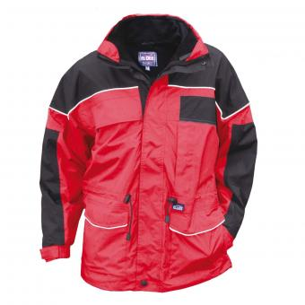 4183 Multifunktionelle 3-in1-Wetterjacke Montreal