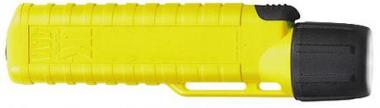Helmlampe UK 4AA ES, mit Druckschalter