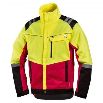 Forstschutz-Jacke Komfort Forstschutzjacke