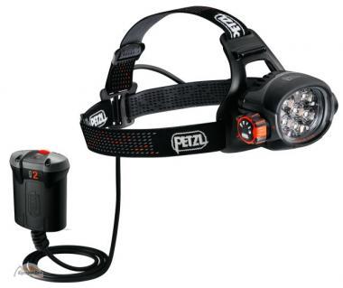 Stirnlampe Petzl Ultra Belt + ACCU 2