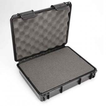 NEU! Wasserdichte UK UltraBox 312, schwarz, mit Würfelschaum