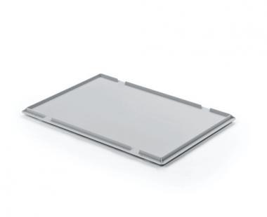 Auflagedeckel für Eurobehälter 400x600mm