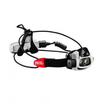 Petzl NAO LED Stirnlampe mit REACTIVE LIGHTING Technologie