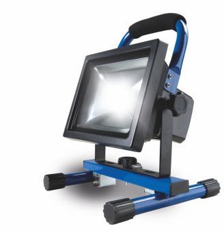 AKKU LED Mobil-Strahler 20W