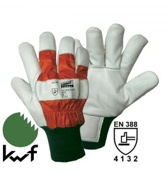 Forstschutzhandschuh Wiesel