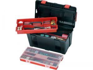 Parat Profi-Line Werkzeug-Box Profi-Line Werkzeug-Box mit Trageeinsatz, 475 x 257 x 255 mm