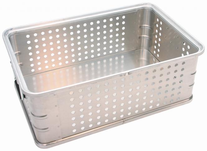 Dönges FireBox®, ohne Deckel, gelocht, DIN 14880-4, 400 x 150 x 300 mm