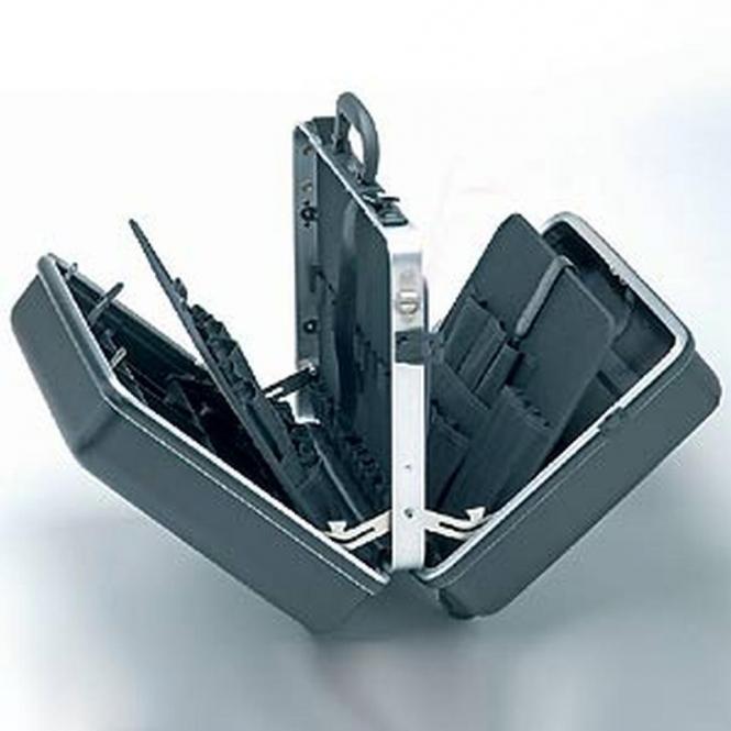 """KNIPEX Werkzeugkoffer """"Big Twin"""", leer"""