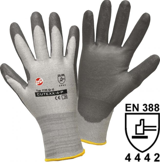 Schnittschutzhandschuh Schnittschutzleve 4 8 | 12 Paar