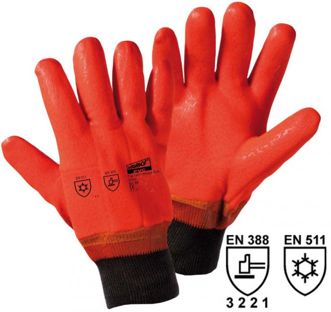 Winterhandschuh Winter-Grip-Strick