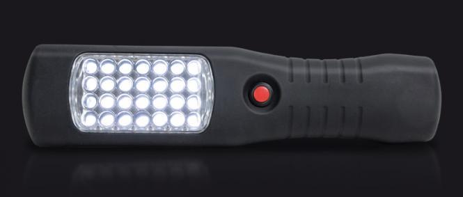 28 LED Arbeitsleuchte, wiederaufladbar  (5020L)
