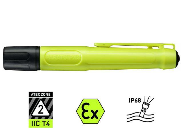LED-Taschenlampe PX3, Sicherheitslampe PX3 von Parat