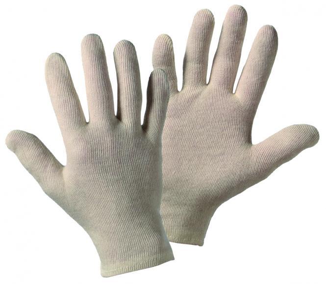 1000 Baumwolle Trikot-Handschuh
