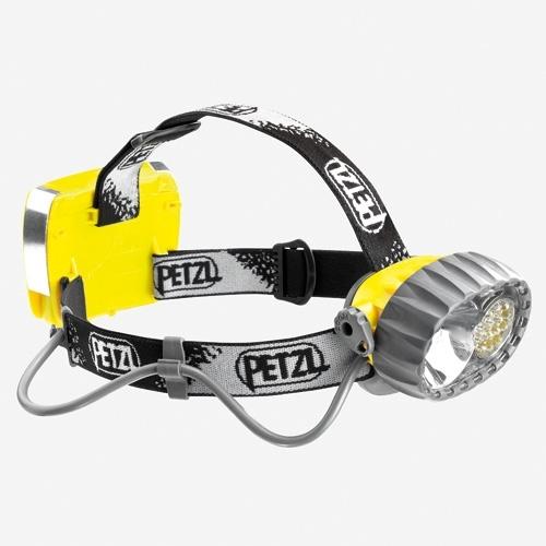 Petzl Stirnlampe Duo LED 14 Accu