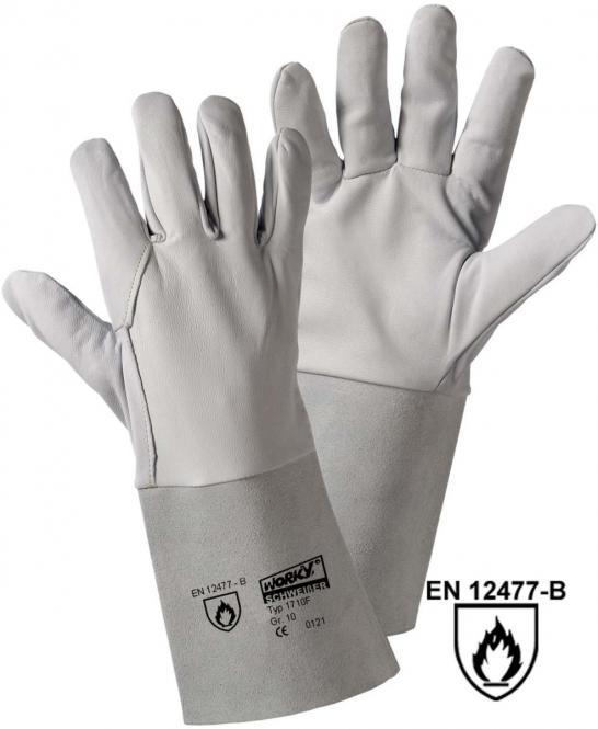 Nappa / Flügel Nappaleder-Handschuh