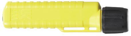 Helmlampe UK 4AA EN, mit Drehkopfschalter