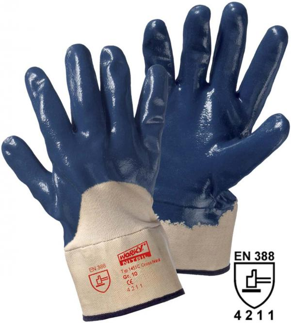 1451C Cross-Nitril Handschuh ÖKO-TEST