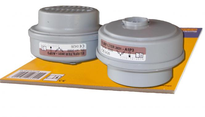 Etna-Eurfilter A1P3 R Gasfilter