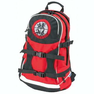 Feuerwehr-Rucksack mit vielen praktischen Funktionen