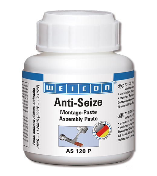 Weicon 26000012 Anti-Seize Montagepaste AS 040 P, 120g