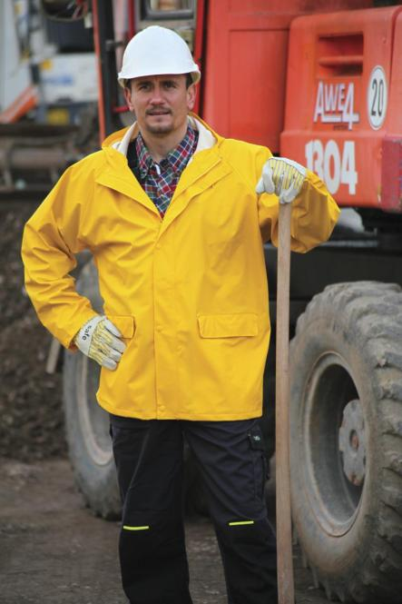 UPIXX PUplus Regenjacke gelb, oliv oder orange, superleicht gr. M - XXXL
