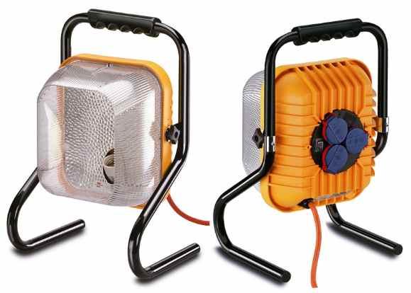 Bau-Leuchte Brobusta® MS 200 IP 44 (1172050)