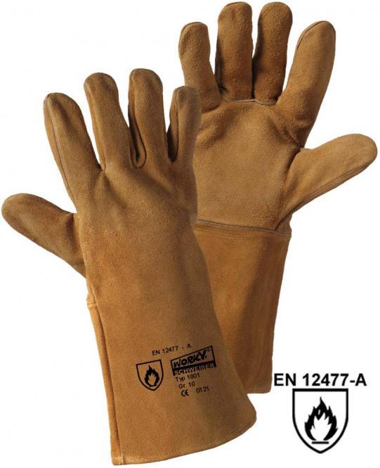Schweißerhandschuhe  Spalt-F