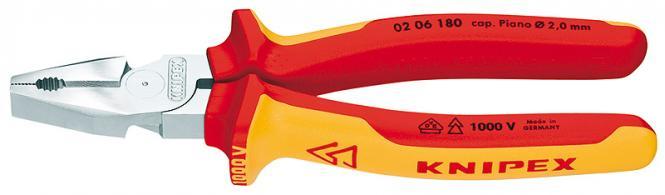 Knipex Karft-Kombizange 02 06 200