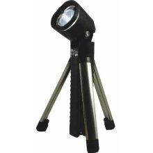 Stanley LED-Taschenlampe mit Stativ aufladbar