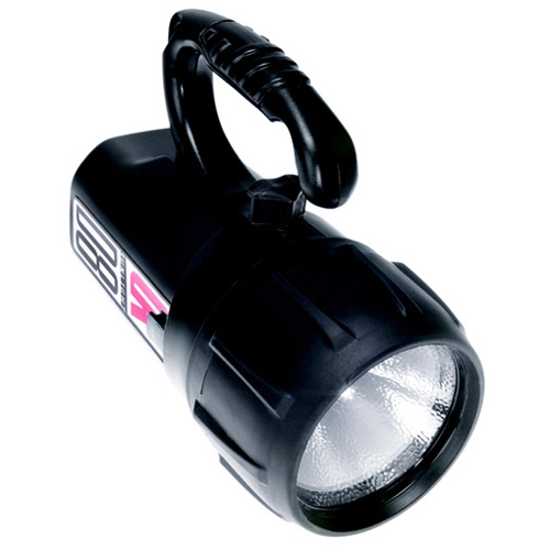 Tauchlampe Sunlight D8, Laternengriff