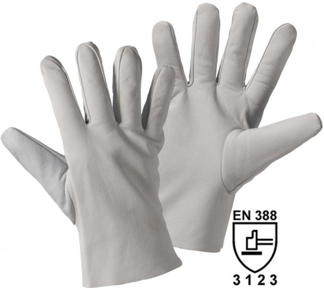 1 Paar Nappa Ganzleder Handschuh