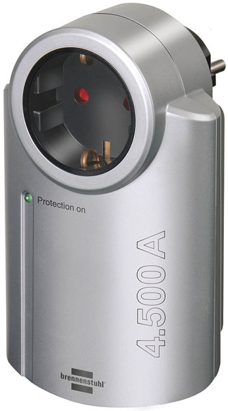 Steckbarer Überspannungsschutz Primera-Line 13500A (Typ SP 230V)