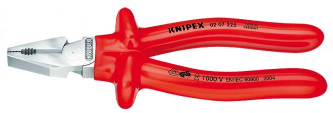 Knipex Kraft-Kombizange 02 07 225