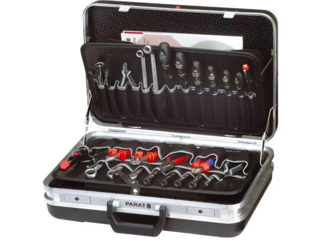 Werkzeugkoffer Silver von Parat : Der schmale Koffer